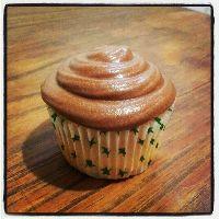 Cupcakes de Nutella para el Día de la Madre