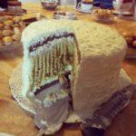 Torta Rayada de Cocineros Argentinos