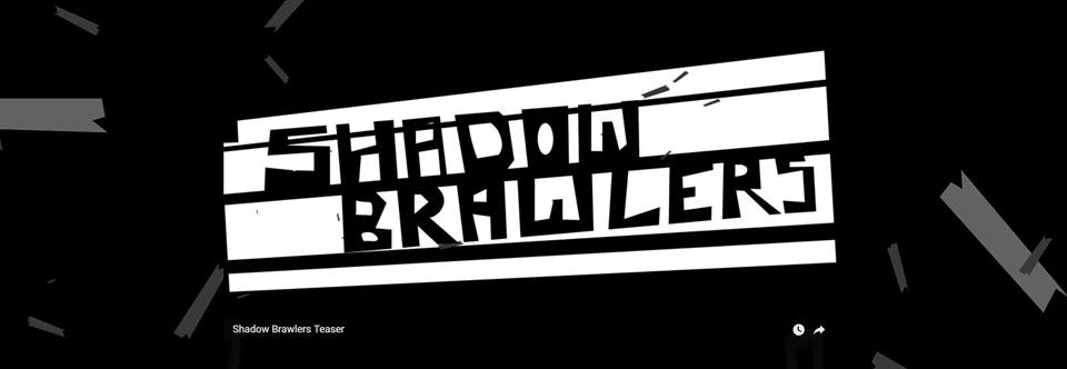 Landing Page Shadow Brawlers