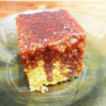 Torta de zanahoria para Eliseo