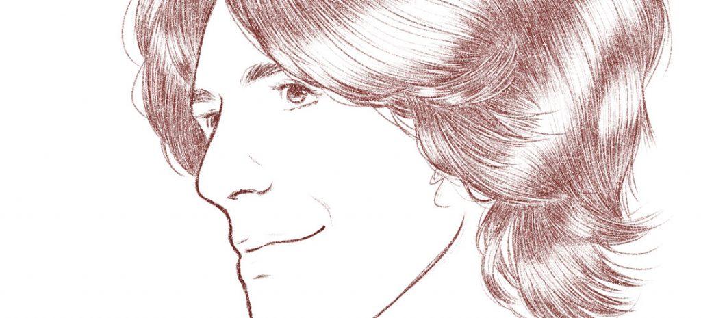 Smile, Mr. George