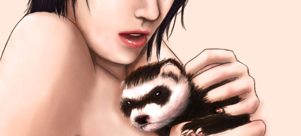 Ferret Love